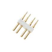 CONNECTEUR 4 BROCHES RUBAN LED RGB 220V SMD5050