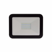 PROJECTEUR LED Extra Slim Black 20W
