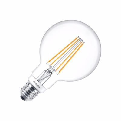 Ampoule LED E27 G93 Philips DIMMABLE FILAMENT  7W