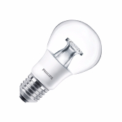 Ampoule LED E27 A60 Philips CLEAR 6W