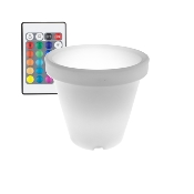 JARDINIERE LED RGBW 60cm Rechargeable