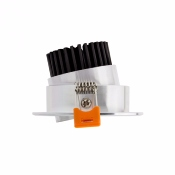 SPOT LED COB ORIENTABLE Alu  7W