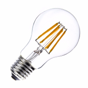 Ampoule LED E27 A60 Dimmable Filament Classic 6W