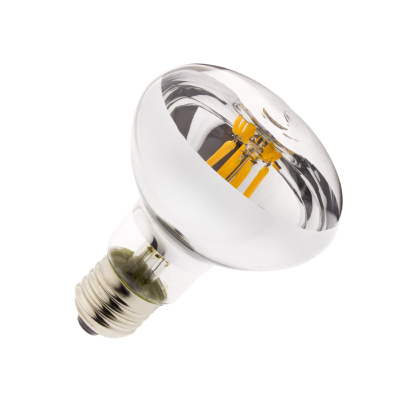 Ampoule LED E27 R80 Dimmable Filament 6W