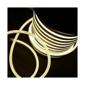 GAINE FLEXIBLE LED NEON Blanc Chaud 50 METRES