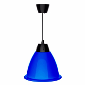 CLOCHE LED DECO BLUE 35W