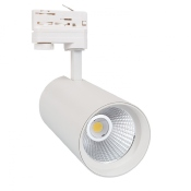 Spot LED New d'Angelo 40w Blanc pour Rail Triphasé