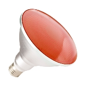AMPOULE LED E27 PAR38 15W IP65 Orange