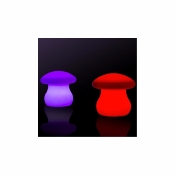 CHAMPIGNON LED RGBW Rechargeable