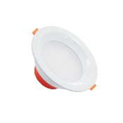Downlight LED New Lux 6W (UGR19) coupe 95mm