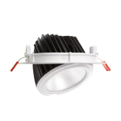 PROJECTEUR LED Orientable Rond DIMMABLE 60W