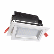 PROJECTEUR LED ORIENTABLE RECTANGULAIRE 28W