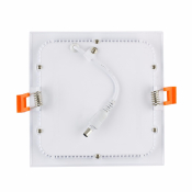 Dalle LED Carrée 18W Coupe 205x205mm