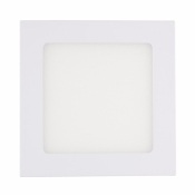 Dalle LED Carrée  9W Coupe 136x136mm