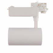 SPOT LED SERIE A 30W POUR RAIL TRIPHASE