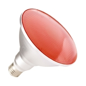 AMPOULE LED E27 PAR38 15W IP65 Rouge