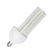 Lampe LED Corn Eclairage Public E27 40W IP64 180°