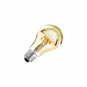 Ampoule LED E27A60 Gold DIMMABLE FILAMENT 6W