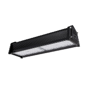 Cloche LED Linéaire 90W Dimmable Meanwell 130lm/W IP65