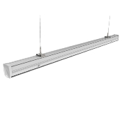 SYSTEME LINEAIRE LED BASE 50W 90° 1500mm