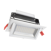 Projecteur LED Samsung 120lm/w Orientable Rectangulaire 48W Lifud