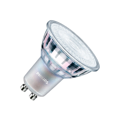 Ampoule LED GU10 Dimmable PHILIPS CorePro MAS 4.9W 36°