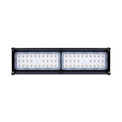Cloche LED Linéaire 90W Dimmable Meanwell 130lm/W
