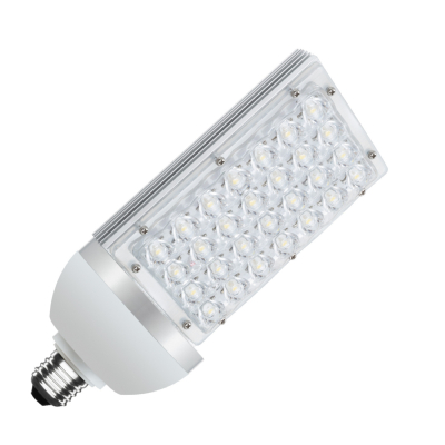 Lampe LED Corn Eclairage Public E27 28W 180° IP64