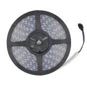 Ruban LED 12V SMD5050 120led/m 5m RGB  IP67