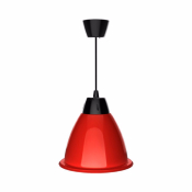 CLOCHE LED DECO RED 35W