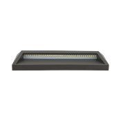 Balise LED En Saillie Chester IP65 1.5W Grise