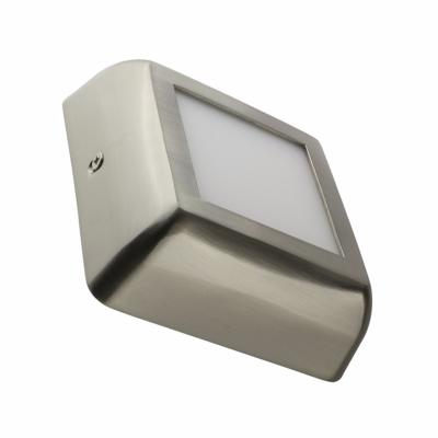 PLAFONNIER LED CARRE ALU 6W