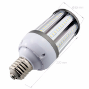 LAMPE LED CORN Eclairage Public E40 35W