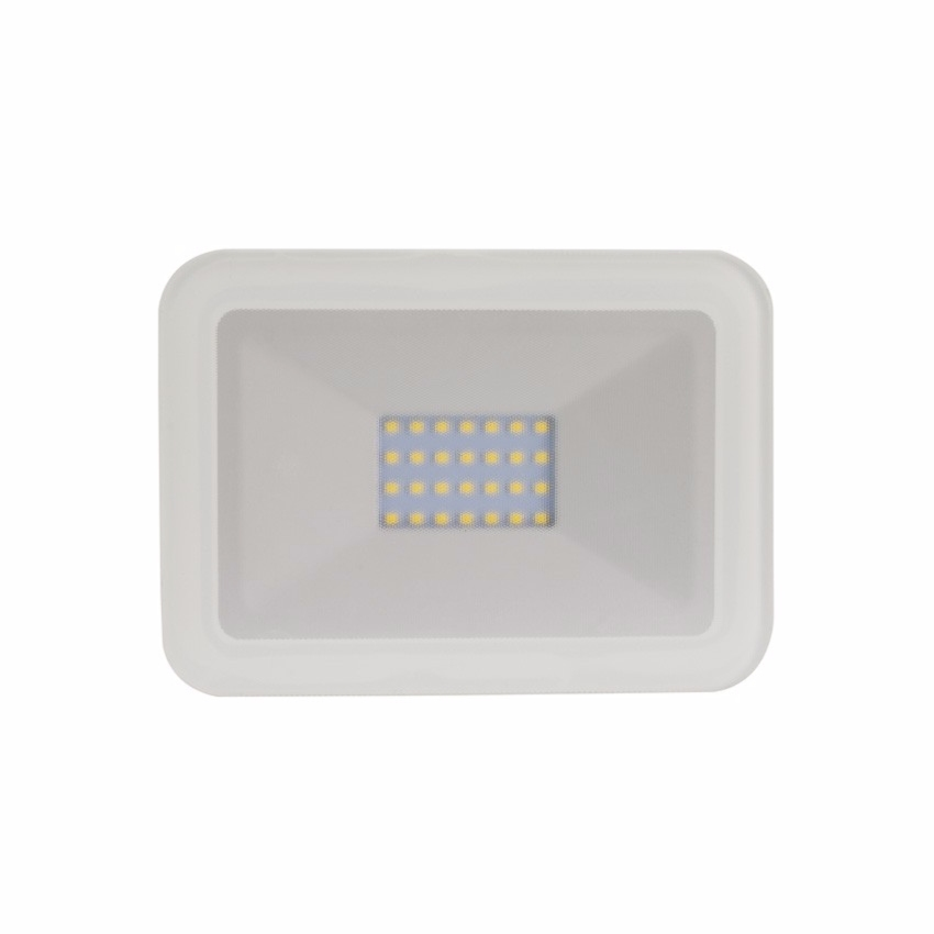 Projecteur LED Extra-Plat Crystal 20W Noir Projecteur LED Extra-Plat