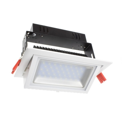 Projecteur LED Samsung 120lm/w Orientable Rectangulaire 20W Lifud