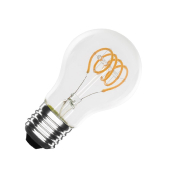 Ampoule LED E27 A60 Dimmable Filament Spirale Classic 4W