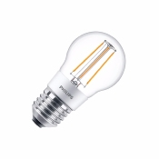 Ampoule LED E27 P45 Philips DIMMABLE FILAMENT  4.5W