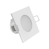 Downlight LED Carré Waterproof IP54 5W