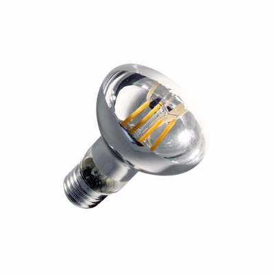 Ampoule LED E27 R63 DIMMABLE FILAMENT  6W