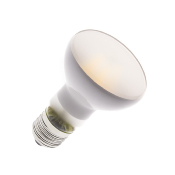 Ampoule LED E27 R63 Dimmable Filament Frost 6W