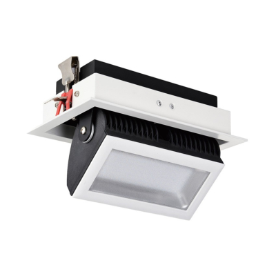 PROJECTEUR LED ORIENTABLE 140° RECTANGULAIRE 48W